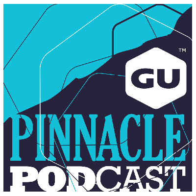 The Pinnacle Podcast is conversations with athletes who love what they do, as well as with the nutrition experts at GU Energy. Whether you're looking for information or inspiration, you'll find it at the GU Pinnacle Podcast.