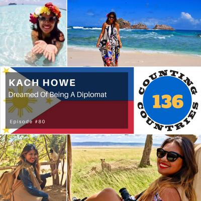Cover art for Kach Howe … Dreamed Of Being A Diplomat