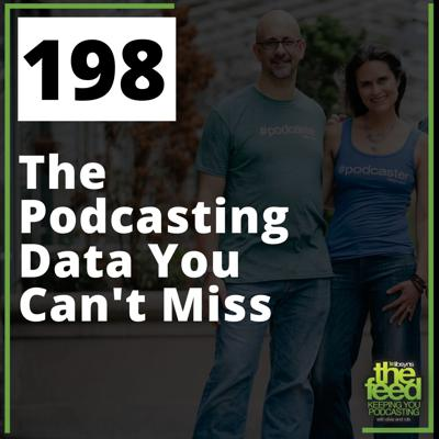 Cover art for 198 The Podcasting Data You Can't Miss