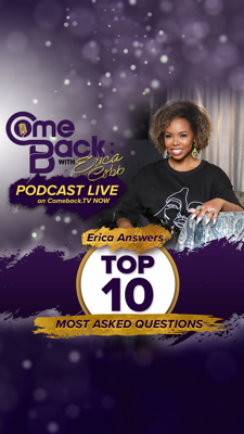 Cover art for Top 10 Questions Asked and Answered