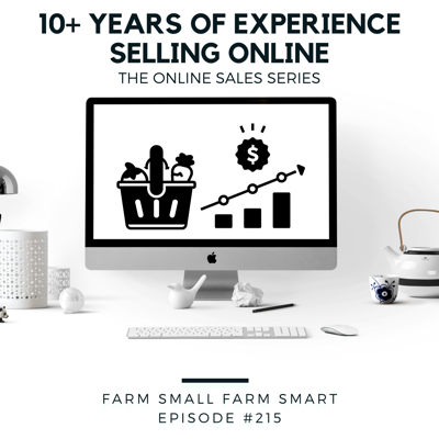 Cover art for Selling Online:  A Decade of Experience Selling Online with Dan Brisebois (FSFS215)