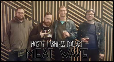 Cover art for 134 - MEAT WAVE