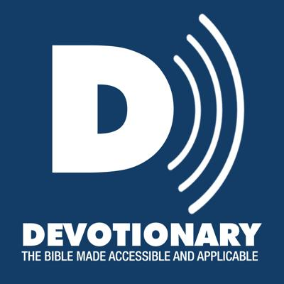 Devotionary offers a unique Bible study aid that offers the inspiration of a daily devotional and the insights of a commentary –all in easy-to-understand language that makes the Scriptures come alive. We'll be working our way through the entire Bible, book by book and chapter by chapter, so come back often.