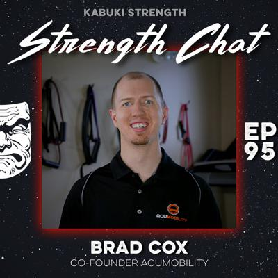 Cover art for Strength Chat #95: Brad Cox