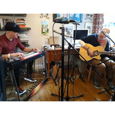 Cover art for Grae J Wall & Rico at the Invisible Folk Club - Part 2