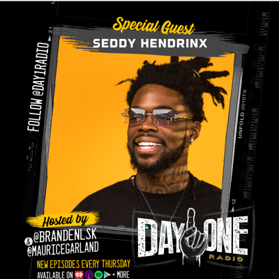 Cover art for Seddy Hendrinx Talks Breaking out of Duval