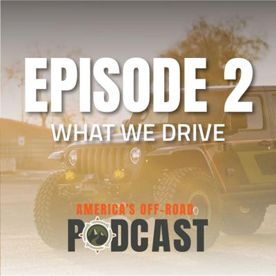 Cover art for What We Drive....
