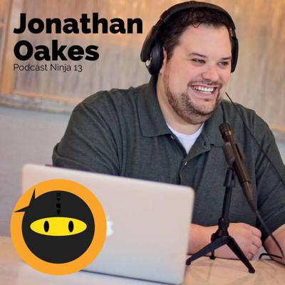 Cover art for PN13: Jonathan Oakes - Build an Engaged Podcast Audience and Profitable Patreon