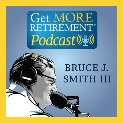 """Bruce Smith is the president and founder of the Wealthkare Investment Center serving central Pennsylvania. Bruce has spent more than 30 years identifying and using strategies that wealthy individuals use and making them available to the everyday retirement saver. The """"Get More Retirement"""" podcast asks the question, """"How can you GET MORE from your retirement?"""""""