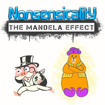 Cover art for The Mandela Effect