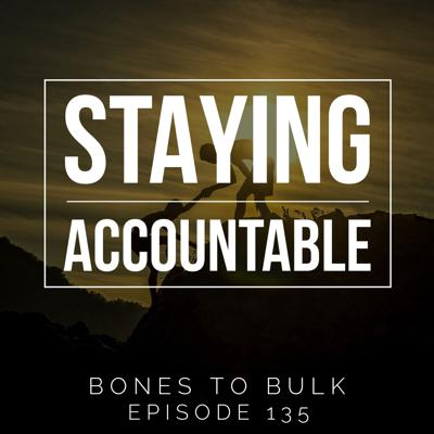 Cover art for Staying Accountable