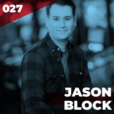 Cover art for Jason Block - BrewDog USA CEO
