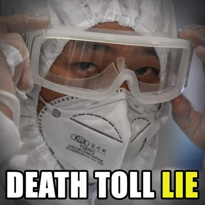 Cover art for # 67 China's Death Toll LIE | Senator Roger Roth