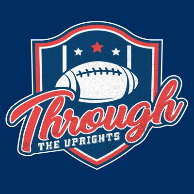 Cover art for Through The Uprights Ep. 1 - Wild Card Weekend