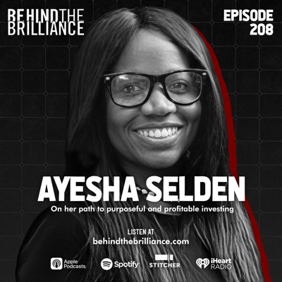 Cover art for 208 Ayesha Selden on Wealth Building Her Way
