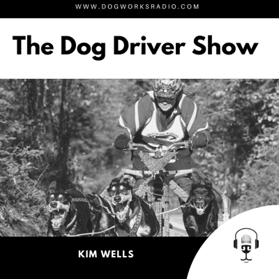 Cover art for The Dog Driver Kim Wells