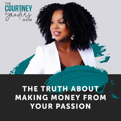 Cover art for 105 The Truth About Making Money From Your Passion