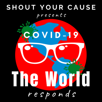 Cover art for COVID-19: The World Responds - Sally Hendrick Interviews Veronica Jeans