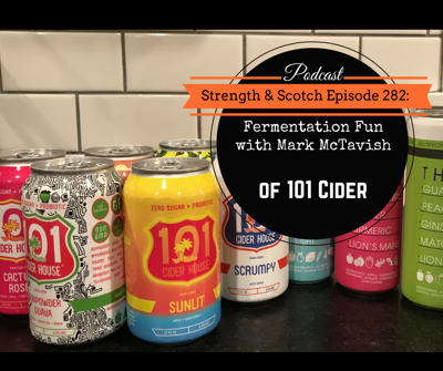 Cover art for SS 282 - Fermentation Fun with Mark McTavish of 101 Cider