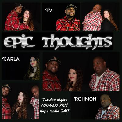 Cover art for Epic Thoughts - Kanye's Presidential