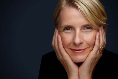 Cover art for Elizabeth Gilbert Moves from Fear to Fierce
