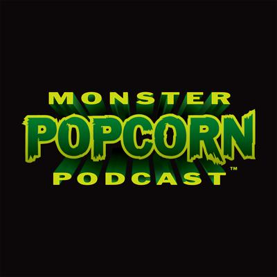 Cover art for Monster Popcorn 43: Harry Potter and the Goblet of Fire
