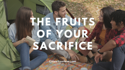 Cover art for 2444 The Fruits of Your Sacrifice