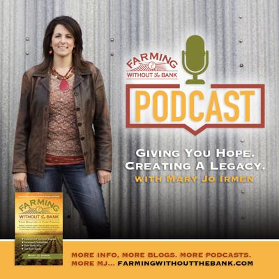 Welcome to the Farming Without the Bank podcast, the show with a no-B.S. approach to money, hosted by a farm strategy expert and authorized IBC practitioner.  Join us as we get real and expose the flaws of traditional financial institutions in order to help farmers take control of their finances, create peace of mind, grow their wealth, and leave a legacy.  https://www.farmingwithoutthebank.com/