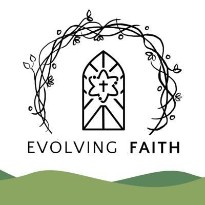Cover art for Welcome To The Evolving Faith Podcast