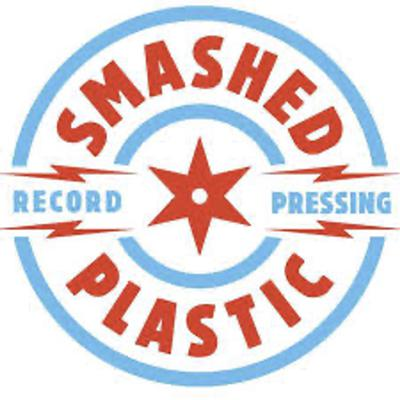 Cover art for Music Art Film - Smashed Plastic - Record Pressing