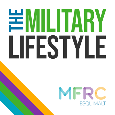 Cover art for The Military Lifestyle - Returning Soon