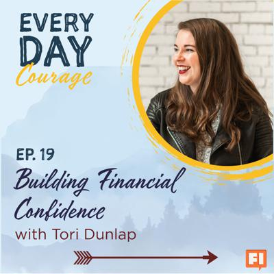 Cover art for Building Financial Confidence with Tori Dunlap