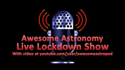 Cover art for Live Lockdown Q&A Show