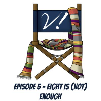 Cover art for Verity! Episode 5 – Eight Is (Not) Enough