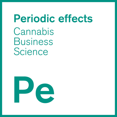 Periodic effects brings you an insider look at cannabis business operators and the latest studies on cannabis science research. If you're operating in the cannabis industry, a budtender looking to learn more, or a consumer wondering how cannabis can help you, this is the podcast for you!