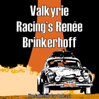Cover art for 069: Valkyrie Racing's Renée Brinkerhoff is Racing Across Continents to Fight Child Trafficking