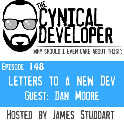 Cover art for Episode 148 - Letters to a new dev