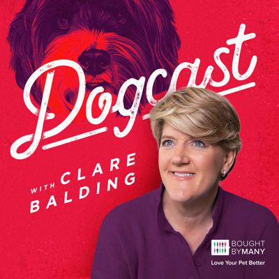 Dogcast is, as the name suggests, all about dogs! In this podcast Clare and her Tibetan terrier Archie travel the UK, a nation of dog lovers, to meet dogs out and about. They will walk with dogs, talk about them and to their humans.  Big dogs, small dogs, and special celebrity guests' dogs.  It's a celebration of all things canine!  Join Clare Balding and Archie to hear powerful,  funny and moving personal stories about the many ways' dogs transform our lives. Plus expert advice and information about choosing a dog, better dog health, improved behaviour and how to live your BEST life with your four legged friend.  Dogcast is supported by Bought By Many pet insurance.