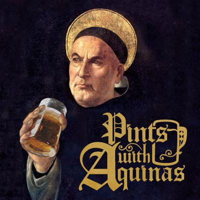 If you could sit down with St. Thomas Aquinas over a pint of beer and ask him any one question, what would it be? Every episode of Pints With Aquinas revolves around a question, a question that St. Thomas addresses in his most famous work, The Summa Theologica. So get your geek on, pull up a bar stool, and grab a cold one. Here we go!
