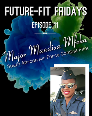 Cover art for Episode 11: Shattering Workplace Ceilings with Mandisa Mfeka