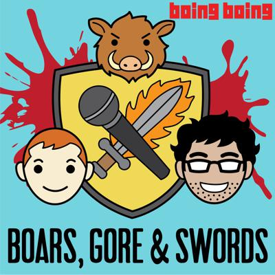 Boars, Gore, and Swords: A Watchmen Podcast