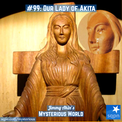 Cover art for Our Lady of Akita