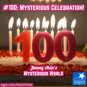 Cover art for Mysterious Celebration! (100th Episode Anniversary!)