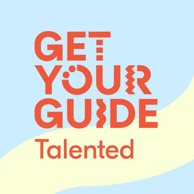 Cover art for Introducing Talented, GetYourGuide's recruiting podcast