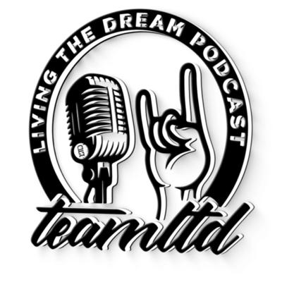On TEAMLTD's 'Living The Dream Podcast' we connect with like-minded individuals in pursuit of their dreams. We touch on a wide range of topics including current events, pop culture, behind the scenes stories and more as each guest brings their unique perspective and shares what 'Living The Dream' means to them. From Musicians, Athletes, Creators, and Entrepreneurs to the average Joe, we cover it all with no filter while having a good time.