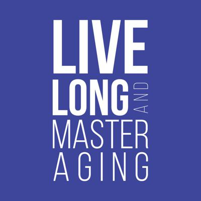 The Live Long and Master Aging (LLAMA) podcast is a weekly series of extended, one-to-one interviews, about human longevity. Hosted by Peter Bowes, leading scientists share their latest research into living a long and healthy life.  We delve into the clinical trials and challenge new ideas.   We also feature some remarkable people who have already mastered the art of aging. Hear about their insights into growing old, without feeling old, and the secrets of their longevity.