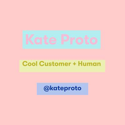 Cover art for Episode 4 – Kate Proto