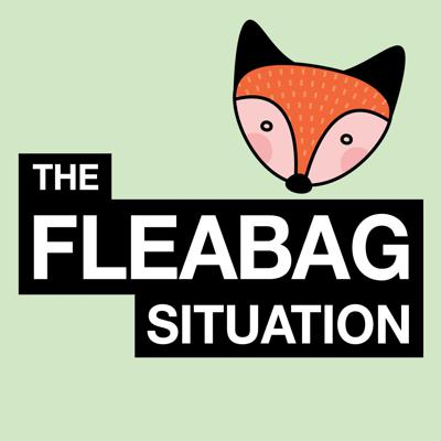 You know that feeling when you finish watching FLEABAG and you're completely obsessed and desperate to talk to somebody--ANYBODY--about it? Chrissie and Allie know that feeling. So they started a podcast to talk about it: episode by episode, scene by scene.