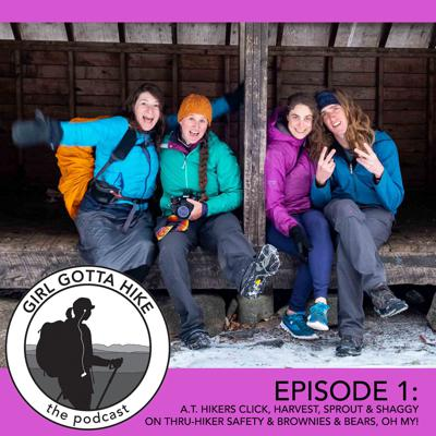 Cover art for 01. Appalachian Trail Besties Talkin' Trail, Bears, Nutrition (or lack thereof) & Friendship