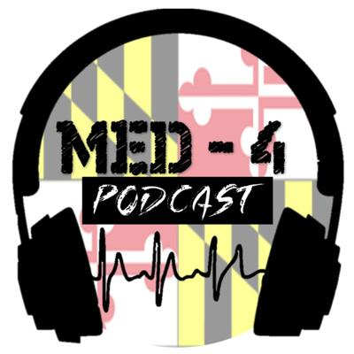 The MED-4 Podcast provides a short format resource for Maryland EMS Clinicians, with pearls or wisdom applicable during your next shift, as well as opportunities to aid development of a broader understanding of Maryland EMS clinical care.